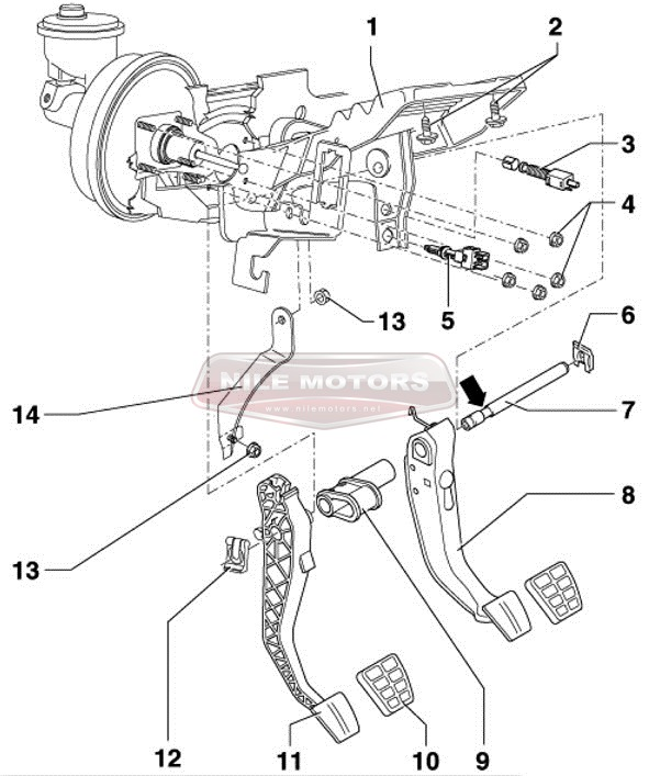 seat ibiza 2003 fuse box diagram
